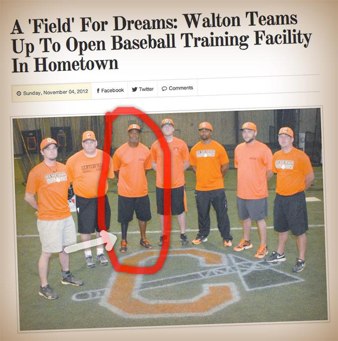 Where is Jerome Walton now?