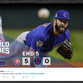 Jake Arrieta photo source for drawing, Game 2 Chicago Cubs 2016 World Series
