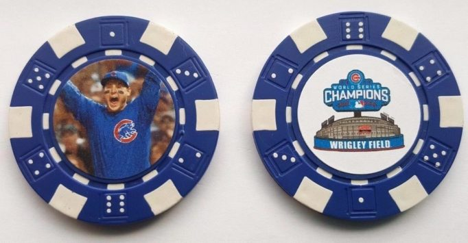 Casino betting chips Anthony Rizzo
