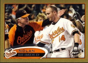 2012 Topps #176 - Nolan Reimold