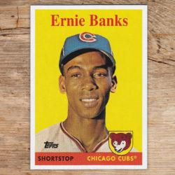 1959 Topps Ernie Banks