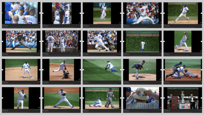 Chicago Cubs photos from June 3, 2016