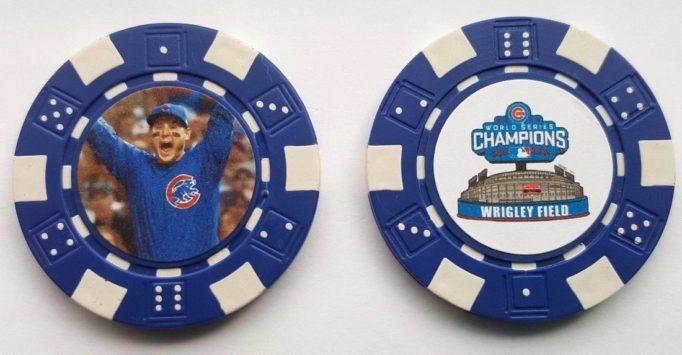 Casino betting chips Anthony Rizzo