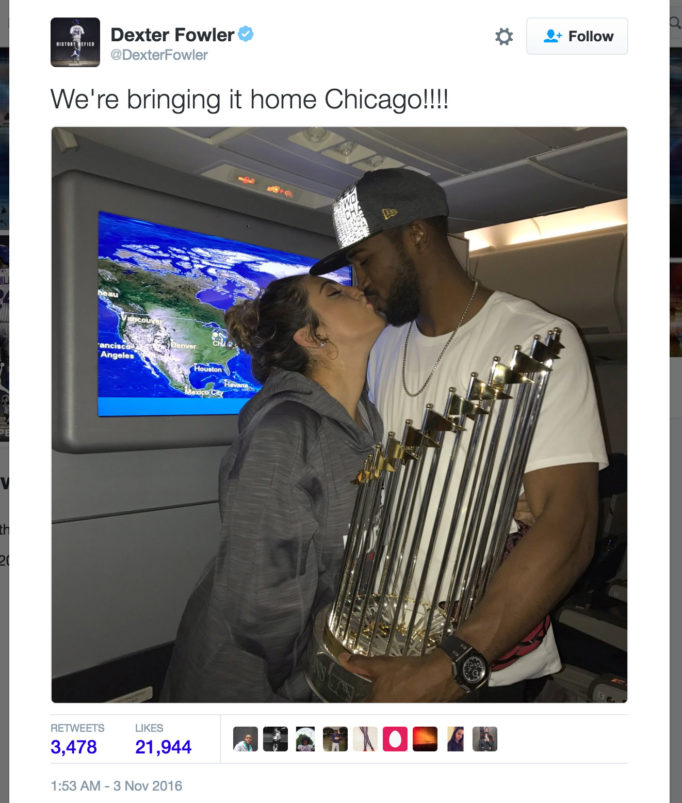 We're bringing it home Chicago!!!!