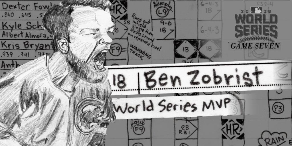 Ben Zobrist promo