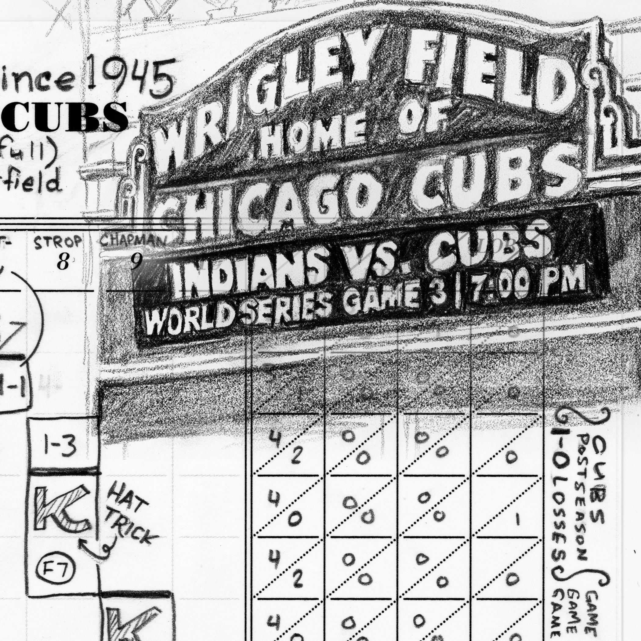 Wrigley Field home to Game 3 of 2016 World Series