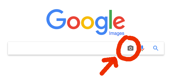 Google Images Reverse Search