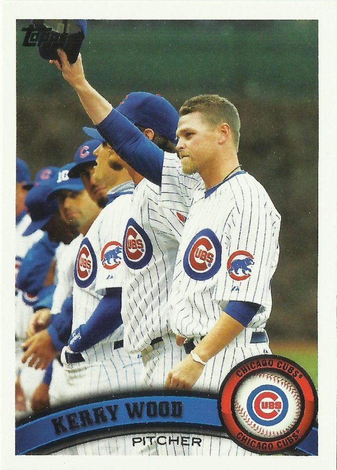 Kerry Wood: 2011 Topps Update