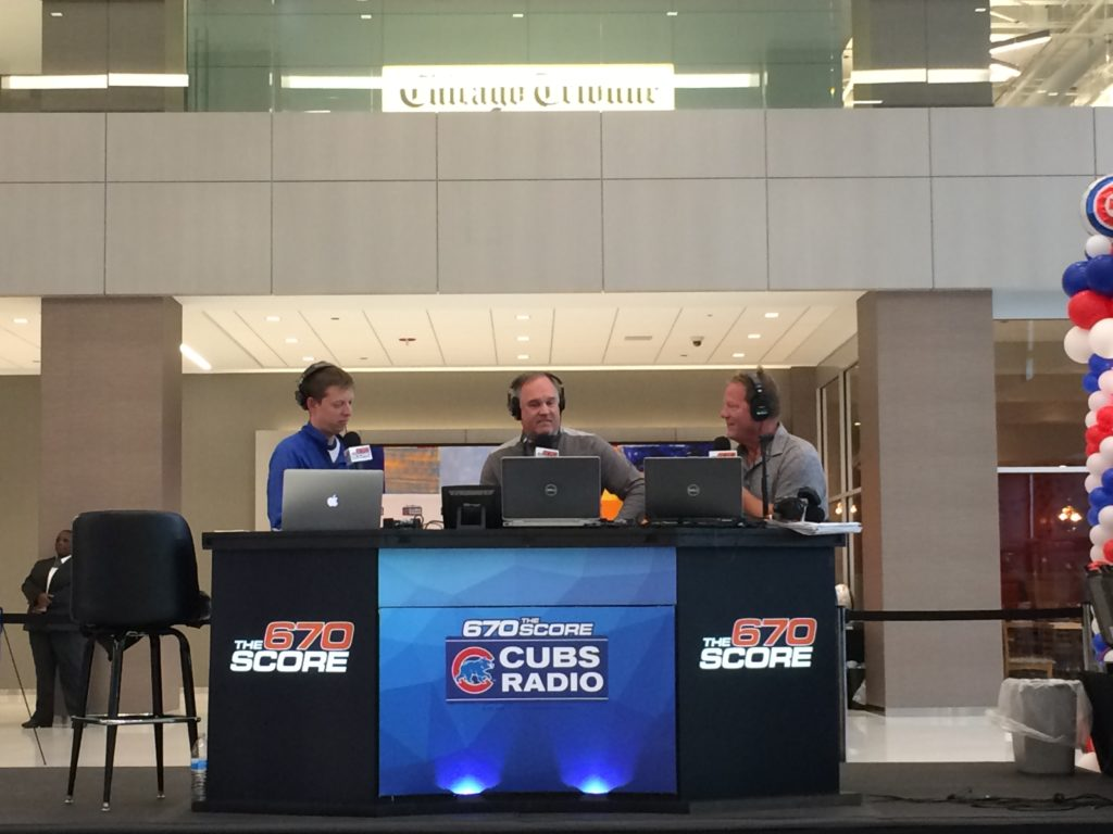 Ryne Sandberg interviewed by The Score Radio 670